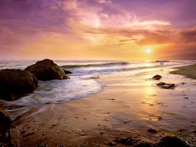 祖马海滩,美国