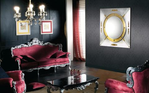 时尚的房间