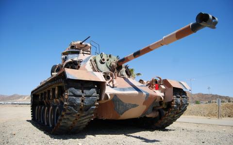 M-48坦克