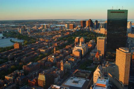 美国波士顿市