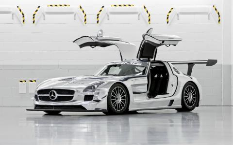 梅赛德斯 - 奔驰SLS AMG GT3