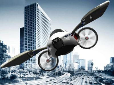 飞行汽车的概念