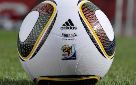 阿迪达斯贾布拉尼 -  2010年世界杯足球赛官方球