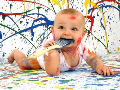 未来的画家