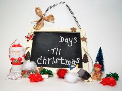 圣诞节日历/圣诞节
