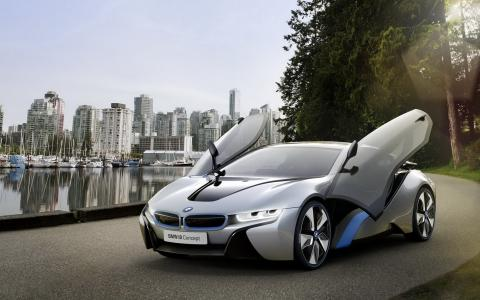 BMW-i8的概念