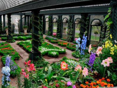 冬季花园温室