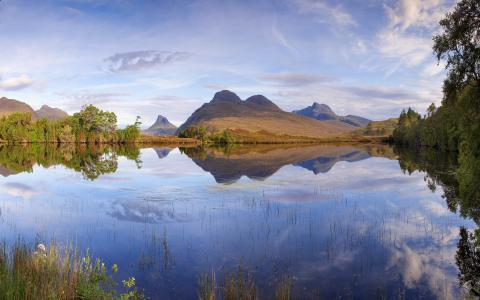 苏格兰的奇妙的本质