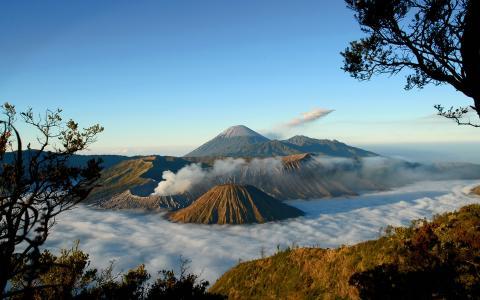 伟大的火山