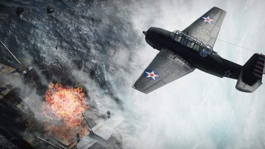 战争雷霆美国飞机