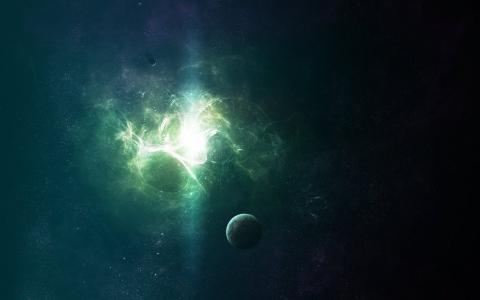 宇宙的光芒