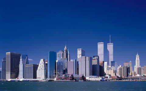 9月11日/纽约/美国事件之前的城市