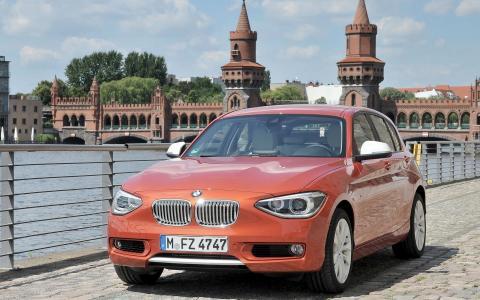 BMW-1系列城市线