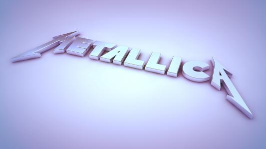 摇滚乐队Metallica的品牌