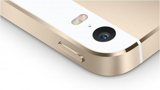 Iphone 5S香槟色,相机