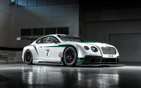 汽车宾利大陆GT3