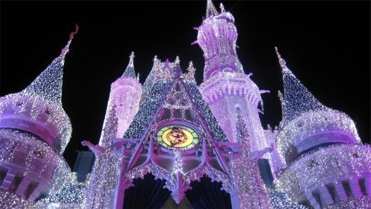 迪斯尼奇妙的宫殿