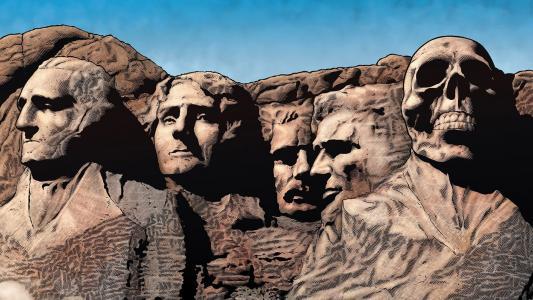 雕塑从漫画
