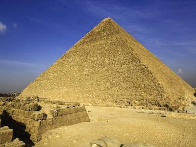 金字塔 - 吉萨 - 埃及