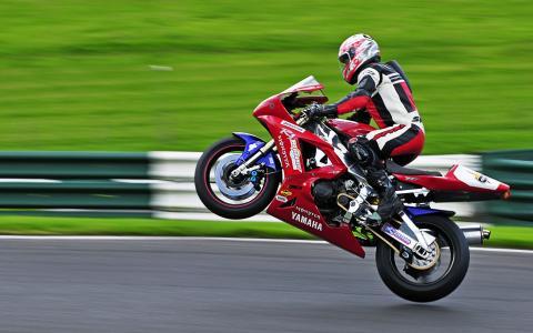 雅马哈摩托车赛