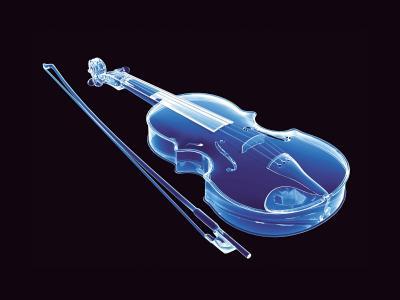 霓虹小提琴
