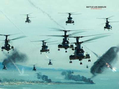 外星人入侵:洛杉矶之战