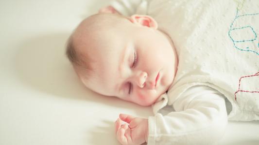 睡着的宝贝