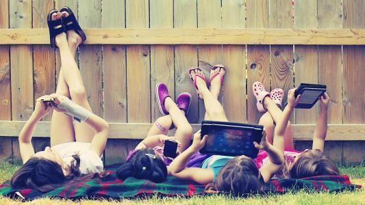 现代儿童的休闲