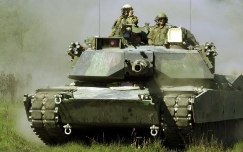 坦克艾布拉姆斯