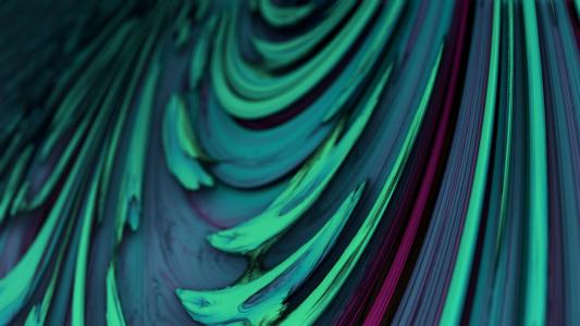 3D中的分形模式