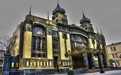以Akhundov命名的阿塞拜疆歌剧和芭蕾舞团