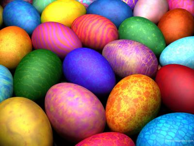 复活节的传统