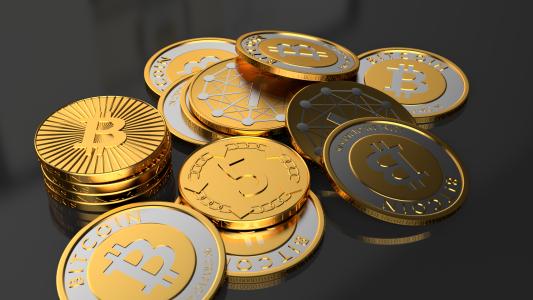 加密货币硬币比特币