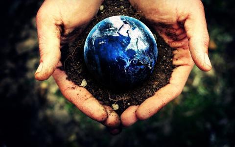这个星球在我们手中