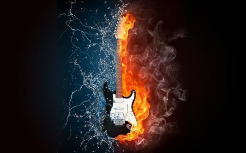 音乐是火和水