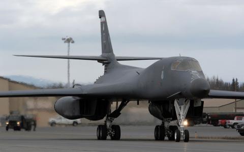 飞机B 1 Lancer