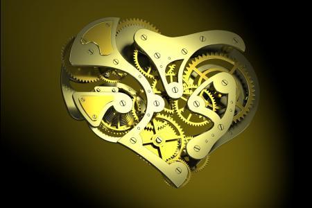 金机械的心
