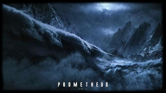 影片中另一个有雾的行星普罗米修斯