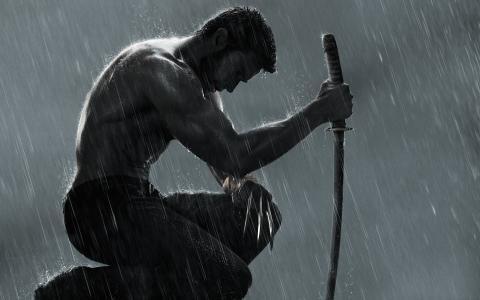 手,雨,那家伙,金刚狼不朽