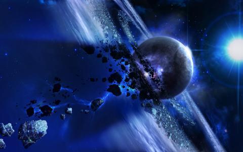 行星和陨石