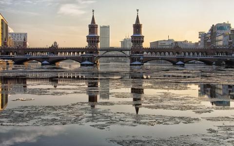 柏林的冬天图片