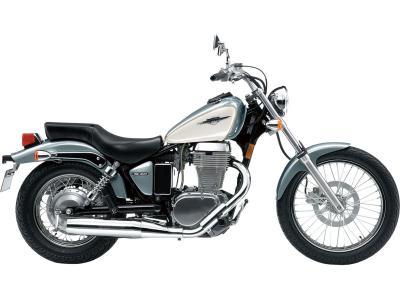 试驾摩托车铃木大道S 40