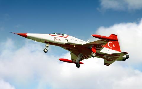土耳其空军战斗机