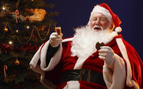 圣诞节圣诞老人