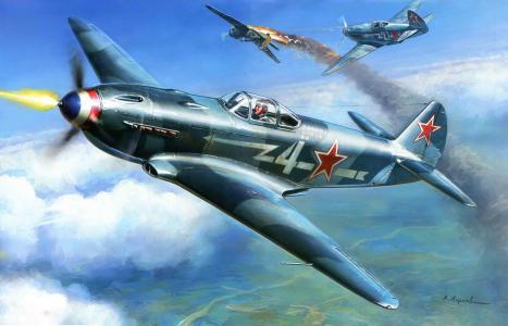 俄罗斯飞机牦牛3