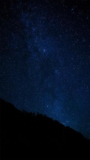 璀璨星光美景
