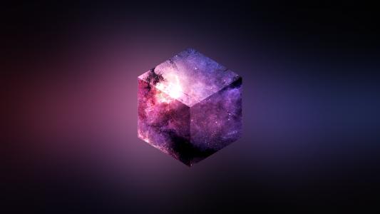 立方体中的宇宙