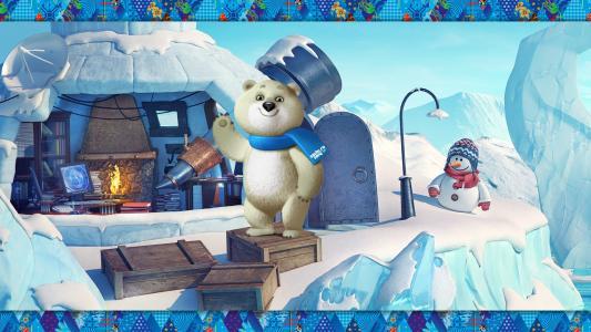 2014年索契冬季奥运会,白熊