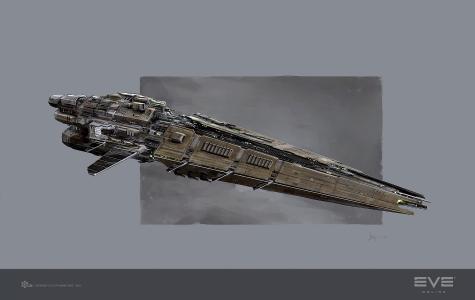 太空中的战舰EVE Online