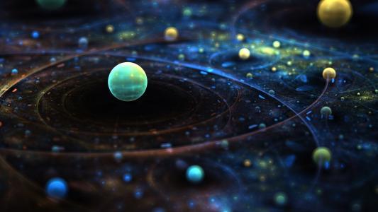 恒星系统的结构,抽象